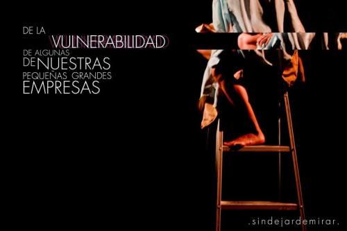 De la vulnerabilidad...